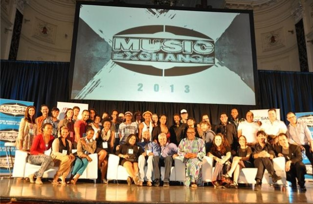 Music Exchange 2013