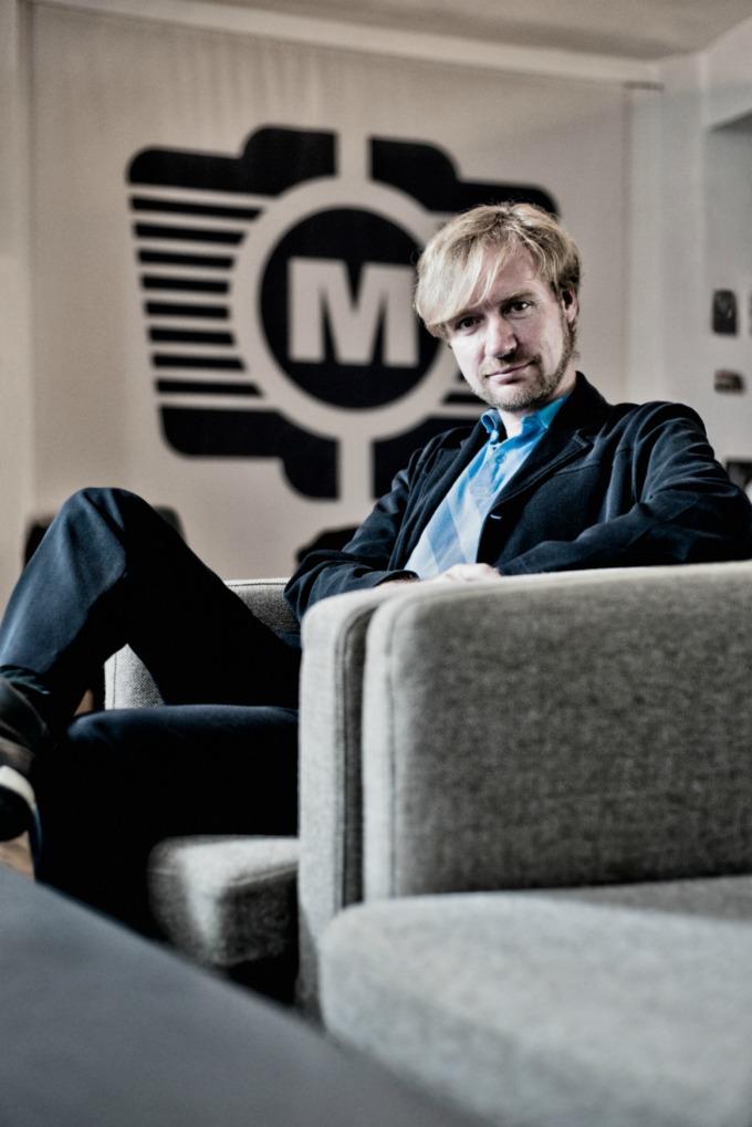 Tim Renner Interview, Berlin 13.09.2010